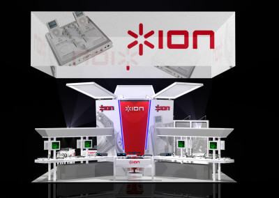 ION Exhibit Design